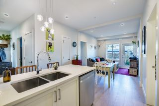 "Photo 5: 1 2717 HORLEY Street in Vancouver: Collingwood VE Townhouse for sale in ""AVIIDA"" (Vancouver East)  : MLS®# R2532899"