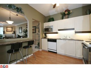 """Photo 5: 306 5646 200TH Street in Langley: Langley City Condo for sale in """"CAMBRIDGE COURT"""" : MLS®# F1026296"""