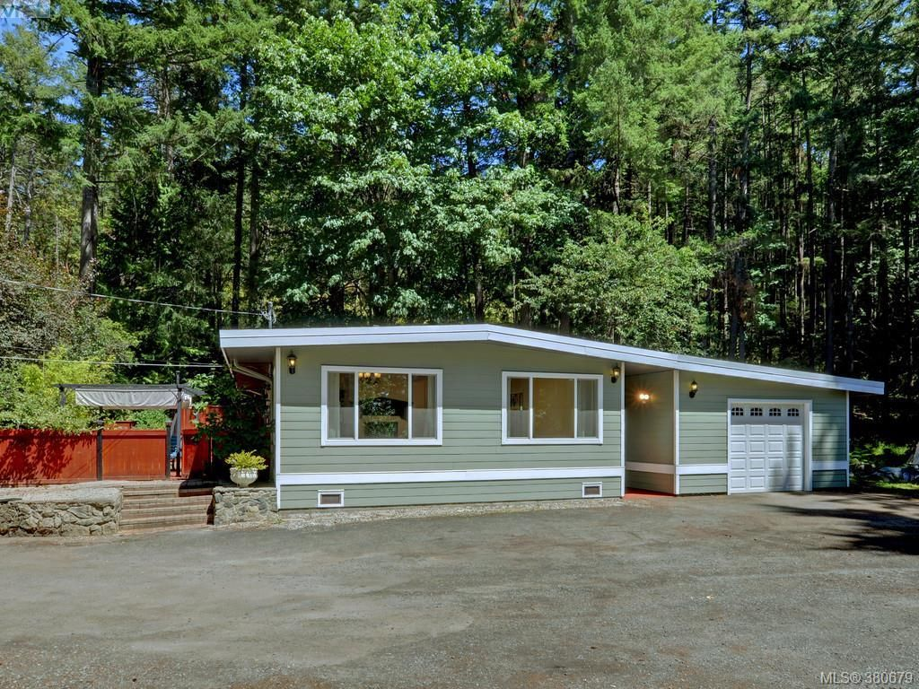 Main Photo: 5307 Fairhome Rd in VICTORIA: SW West Saanich House for sale (Saanich West)  : MLS®# 764904