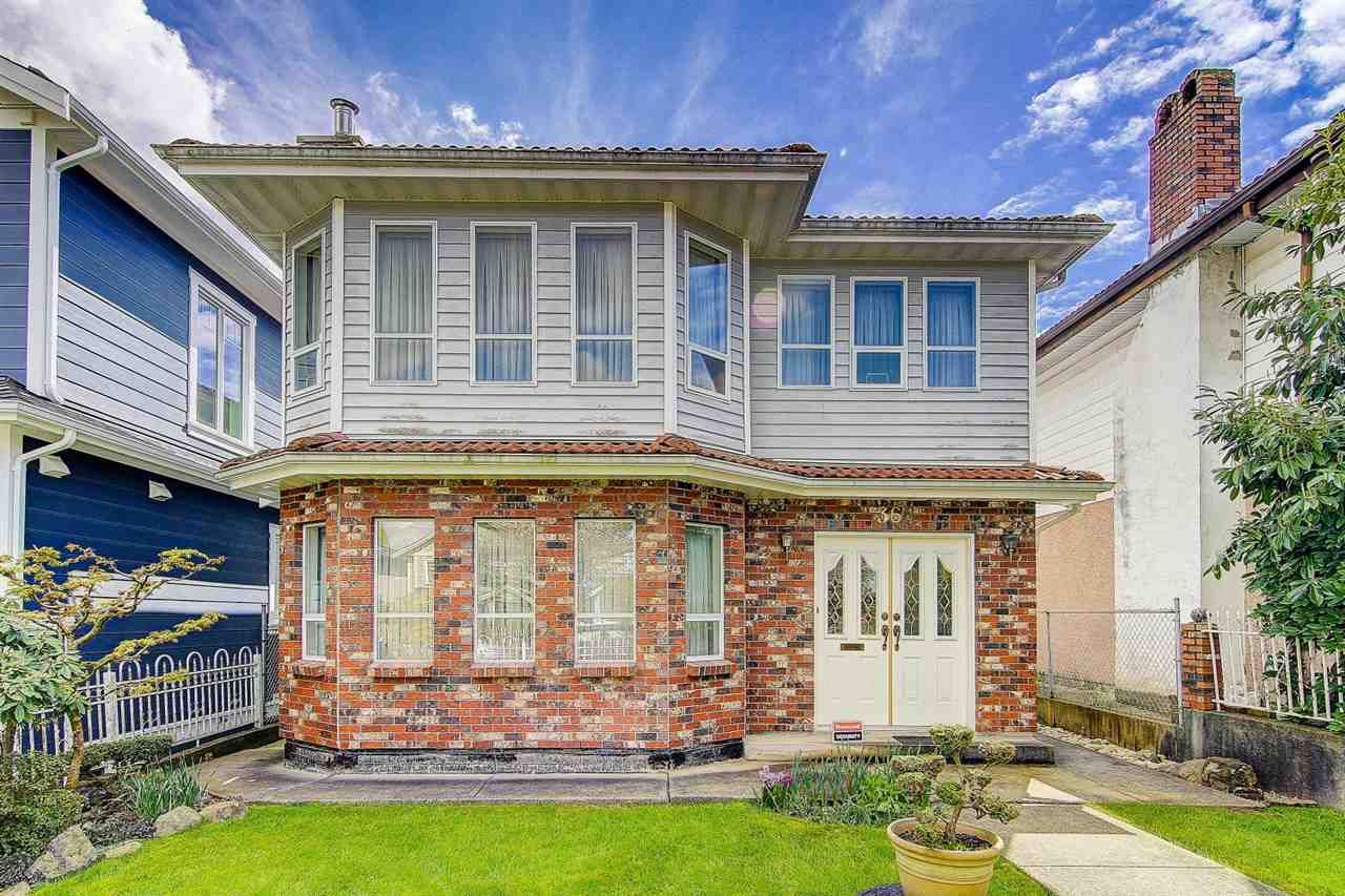 Main Photo: 364 E 17TH Avenue in Vancouver: Main House for sale (Vancouver East)  : MLS®# R2158830