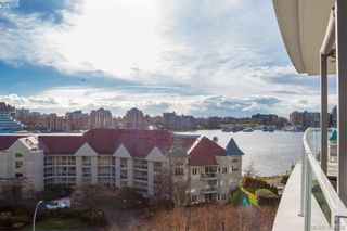 Photo 2: 516 68 SONGHEES Rd in VICTORIA: VW Songhees Condo for sale (Victoria West)  : MLS®# 803625