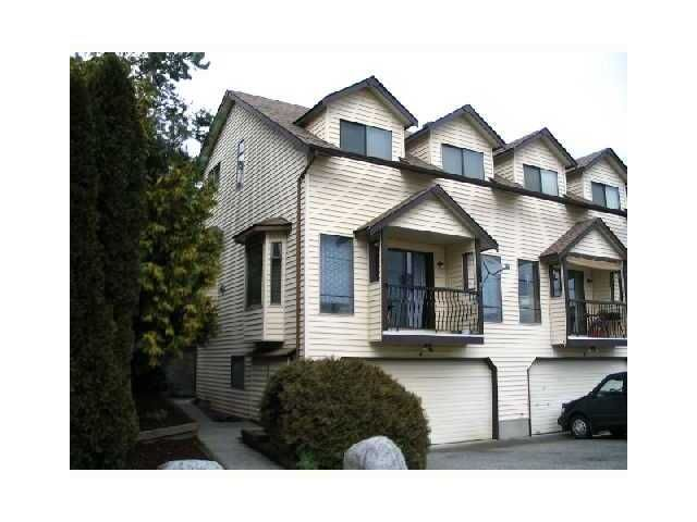 Main Photo: 2 11869 223RD Street in Maple Ridge: West Central Townhouse for sale : MLS®# V1037101