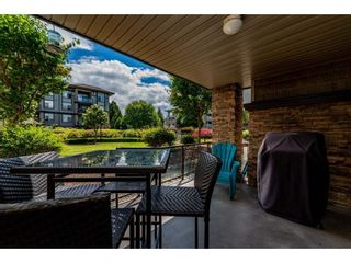 """Photo 28: 106 2068 SANDALWOOD Crescent in Abbotsford: Central Abbotsford Condo for sale in """"The Sterling"""" : MLS®# R2590932"""