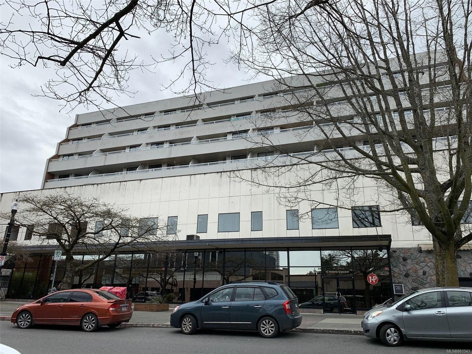Main Photo: 20 13 Victoria Cres in : Na Old City Office for lease (Nanaimo)  : MLS®# 861543