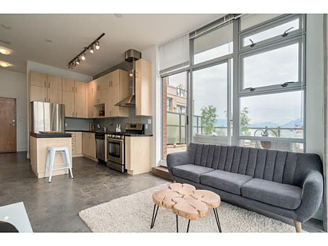"""Photo 3: Photos: 402 2635 PRINCE EDWARD Street in Vancouver: Mount Pleasant VE Condo for sale in """"SOMA"""" (Vancouver East)  : MLS®# V1123501"""
