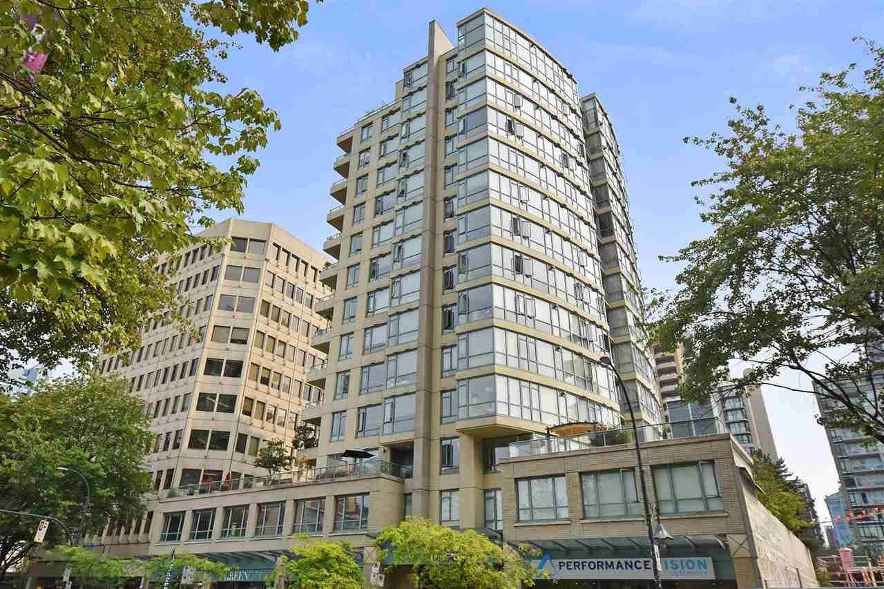"""Main Photo: PH1 1238 BURRARD Street in Vancouver: Downtown VW Condo for sale in """"ALTADENA"""" (Vancouver West)  : MLS®# R2537828"""