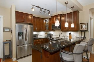 """Photo 2: 124 8288 207A Street in Langley: Willoughby Heights Condo for sale in """"Yorkson Creek Walnut Ridge II"""" : MLS®# R2135394"""