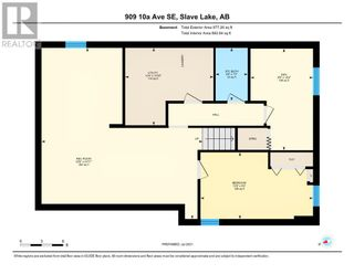 Photo 40: 909 10A Avenue SE in Slave Lake: House for sale : MLS®# A1128876