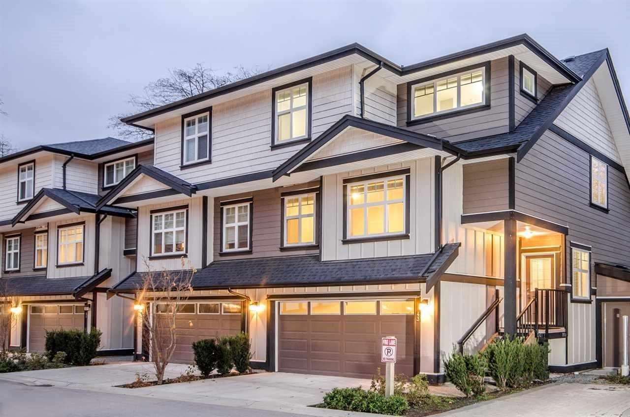 Main Photo: 43 6350 142 in Surrey: Sullivan Station Townhouse for sale : MLS®# R2582615