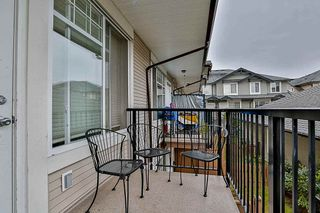 Photo 18: 27 7156 144 STREET in Surrey: East Newton Townhouse for sale : MLS®# R2101962