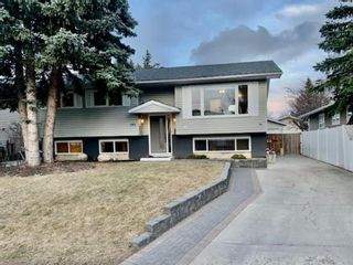 Main Photo: 195 Brabourne Road SW in Calgary: Braeside Detached for sale : MLS®# A1090154