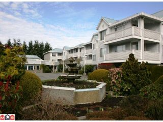 """Photo 1: 114 32833 LANDEAU Place in Abbotsford: Central Abbotsford Condo for sale in """"Park Place"""" : MLS®# F1005913"""