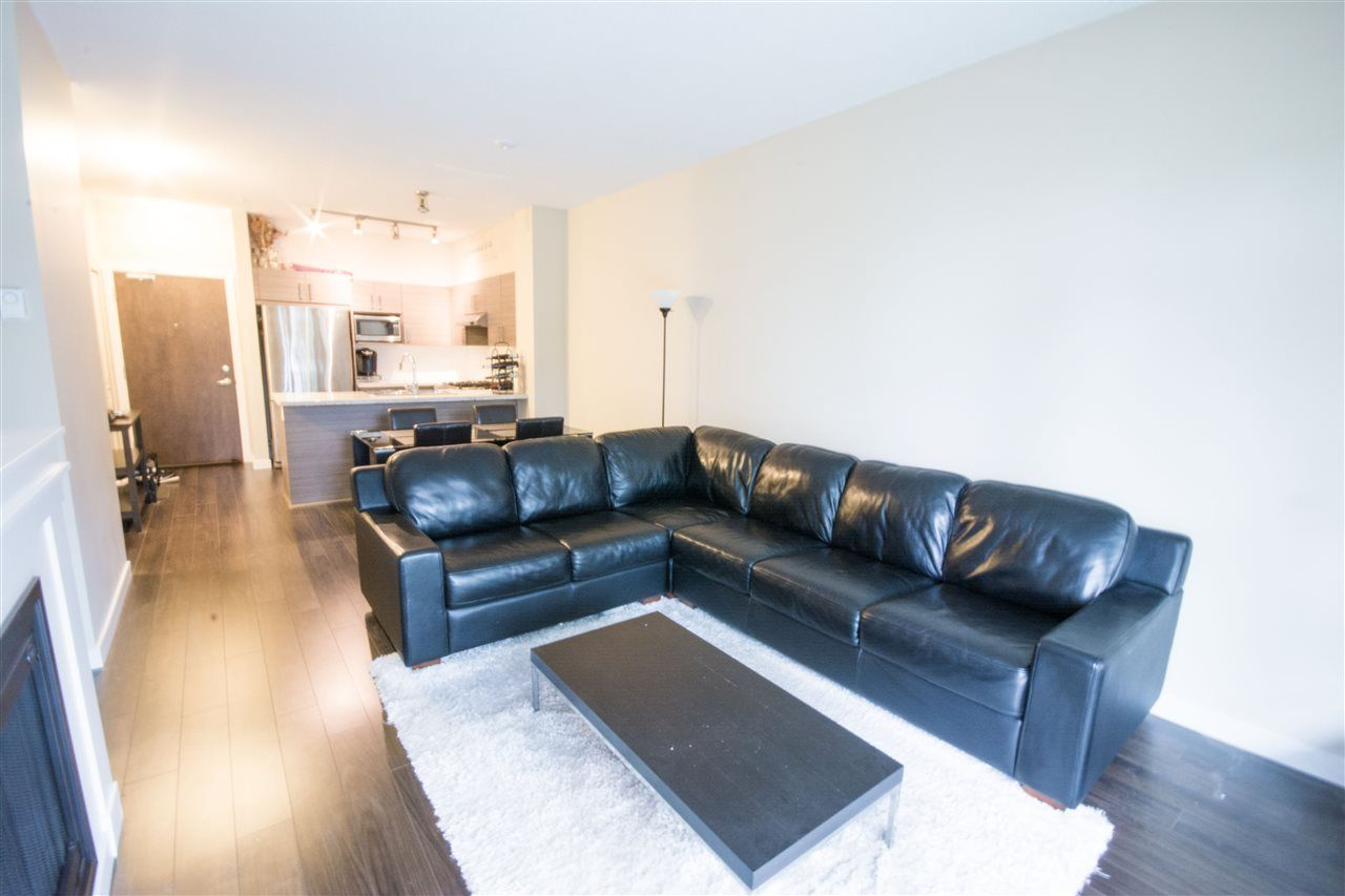 """Main Photo: 303 1153 KENSAL Place in Coquitlam: New Horizons Condo for sale in """"Roycroft by Polygon"""" : MLS®# R2180042"""