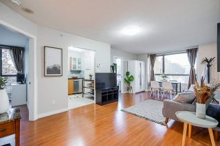 "Photo 2: 415 3588 VANNESS Avenue in Vancouver: Collingwood VE Condo for sale in ""EMERLAND PARK PLACE"" (Vancouver East)  : MLS®# R2505761"