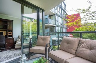 "Photo 19: 113 1483 W 7TH Avenue in Vancouver: Fairview VW Condo for sale in ""Verona of Portico"" (Vancouver West)  : MLS®# R2458283"