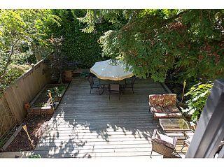 Photo 17: 2668 W 6TH Avenue in Vancouver: Kitsilano 1/2 Duplex for sale (Vancouver West)  : MLS®# V1029055