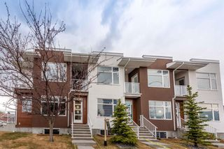 Main Photo: 2305 1 Street NW in Calgary: Tuxedo Park Row/Townhouse for sale : MLS®# A1083218