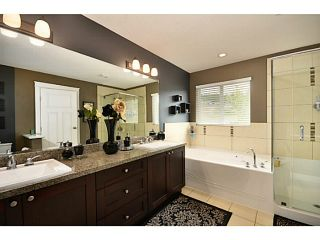 """Photo 15: 1459 NANTON Street in Coquitlam: Burke Mountain House for sale in """"FOOTHILLS"""" : MLS®# V1024544"""