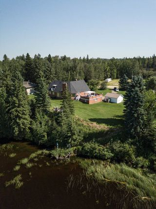 Photo 2: 8 BAYVIEW Crescent: Rural Parkland County House for sale : MLS®# E4256433