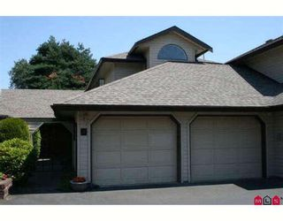 """Photo 1: 8 9515 WOODBINE Street in Chilliwack: Chilliwack E Young-Yale Townhouse for sale in """"WOODBINE PLACE"""" : MLS®# H2900221"""