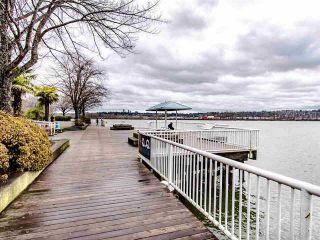 "Photo 1: 412 12 K DE K Court in New Westminster: Quay Condo for sale in ""Dockside"" : MLS®# R2541669"