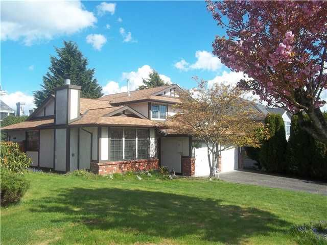 Main Photo: 2245 CASTLE Crescent in Port Coquitlam: Citadel PQ House for sale : MLS®# V1059641