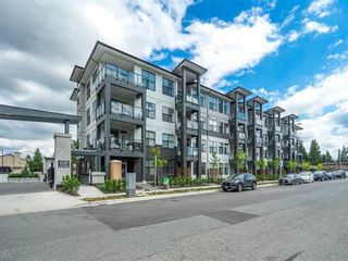 """Photo 1: 112 2120 GLADWIN Road in Abbotsford: Central Abbotsford Condo for sale in """"Onyx at Mahogany"""" : MLS®# R2617178"""