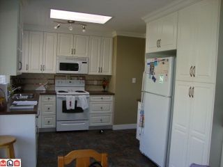 """Photo 6: 2300 ANORA Drive in Abbotsford: Abbotsford East House for sale in """"MCMILLAN"""" : MLS®# F1204625"""