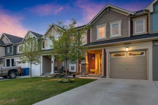 Photo 2: 244 Viewpointe Terrace: Chestermere Row/Townhouse for sale : MLS®# A1108353