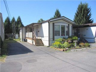 Photo 1: 71 21163 LOUGHEED Highway in Maple Ridge: Southwest Maple Ridge Manufactured Home for sale : MLS®# V1132237