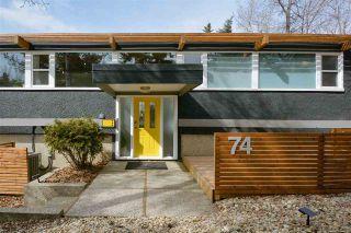 Photo 1: 74 SUNSET Boulevard: St. Albert House for sale : MLS®# E4235984