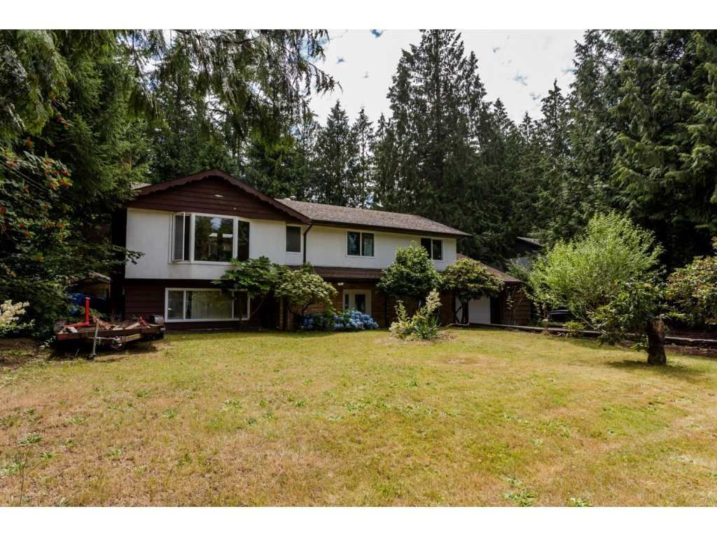 """Main Photo: 19916 35A Avenue in Langley: Brookswood Langley House for sale in """"BROOKSWOOD"""" : MLS®# R2089477"""