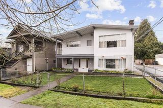 Main Photo: 3225 ST GEORGE Street in Vancouver: Fraser VE House for sale (Vancouver East)  : MLS®# R2558330