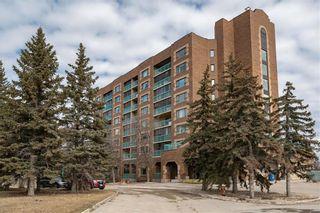 Photo 1: 604 1460 Portage Avenue in Winnipeg: Polo Park Condominium for sale (5C)  : MLS®# 202124127