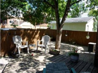 Photo 20: 43 ARLINGTON Street in WINNIPEG: West End / Wolseley Residential for sale (West Winnipeg)  : MLS®# 1107599