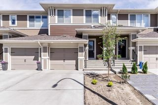 Photo 1: 617 HILLCREST Road SW: Airdrie Row/Townhouse for sale : MLS®# C4306050