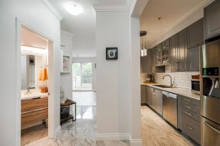 """Photo 3: 204 815 FIRST Street in New Westminster: GlenBrooke North Townhouse for sale in """"Chesham Walk"""" : MLS®# R2598660"""