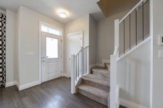 Photo 3: 129 GREENBURY Close: Spruce Grove House Half Duplex for sale : MLS®# E4260794