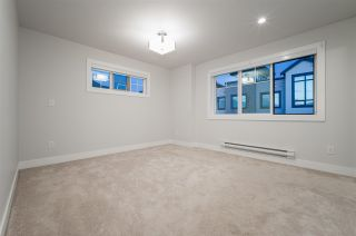 """Photo 17: 8 188 WOOD Street in New Westminster: Queensborough Townhouse for sale in """"River"""" : MLS®# R2578430"""