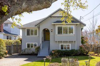 Photo 1: 2213 Windsor Rd in : OB South Oak Bay House for sale (Oak Bay)  : MLS®# 872421
