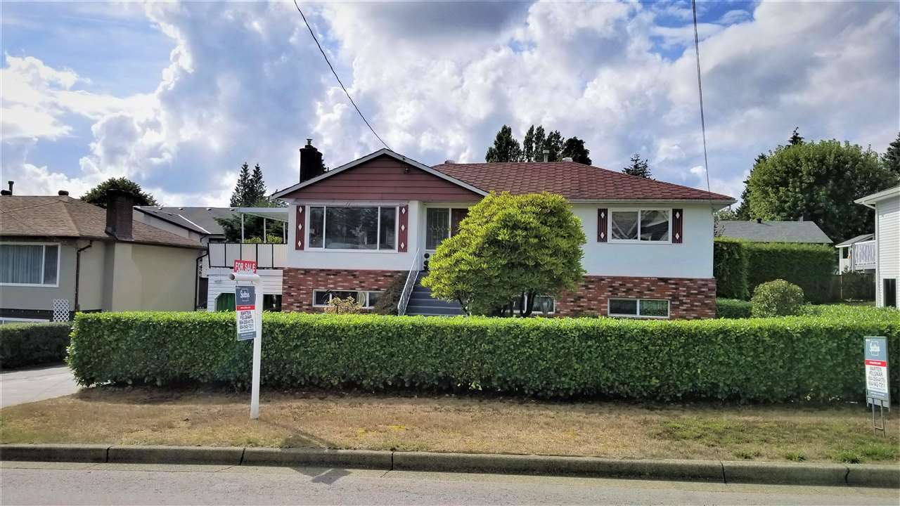 Main Photo: 472 MIDVALE Street in Coquitlam: Central Coquitlam House for sale : MLS®# R2292148