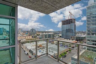 Photo 1: DOWNTOWN Condo for rent : 1 bedrooms : 800 The Mark Ln #1504 in San Diego