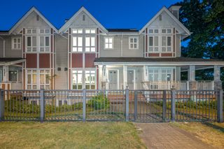 """Main Photo: 3206 E 54TH Avenue in Vancouver: Champlain Heights Townhouse for sale in """"CHAMPLAIN VILLAGE"""" (Vancouver East)  : MLS®# R2614777"""