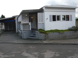 Photo 1: 14 201 CAYER STREET in Coquitlam: Maillardville Manufactured Home for sale : MLS®# R2033187