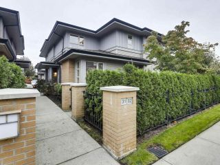 "Photo 1: 32 6300 BIRCH Street in Richmond: McLennan North Townhouse for sale in ""SPRINGBROOK ESTATES"" : MLS®# R2512990"