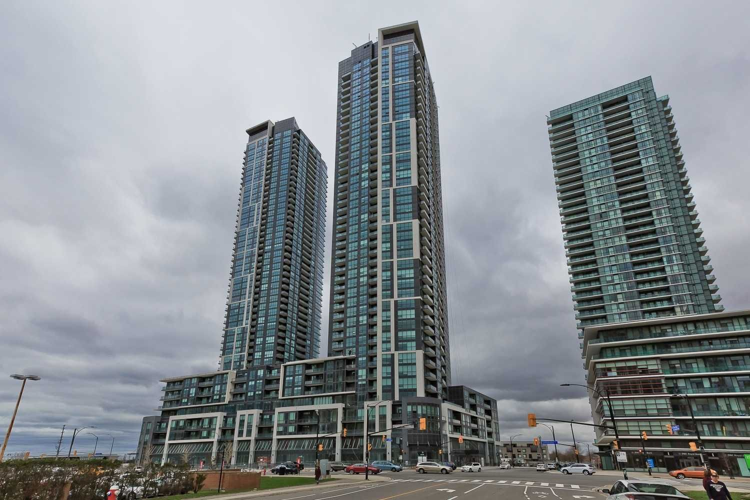 Main Photo: 3603 510 Curran Place in Mississauga: City Centre Condo for sale : MLS®# W4376318