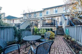 """Photo 19: 13 221 ASH Street in New Westminster: Uptown NW Townhouse for sale in """"PENNY LANE"""" : MLS®# R2018098"""