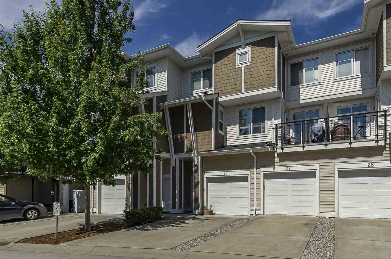 """Main Photo: 26 19433 68 Avenue in Surrey: Clayton Townhouse for sale in """"The Grove"""" (Cloverdale)  : MLS®# R2293603"""