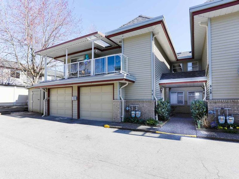 FEATURED LISTING: 8 - 11502 BURNETT Street Maple Ridge