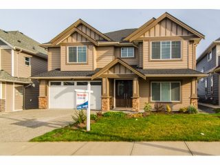 Photo 1: 27785 PORTER Drive in Abbotsford: House for sale : MLS®# F1426837